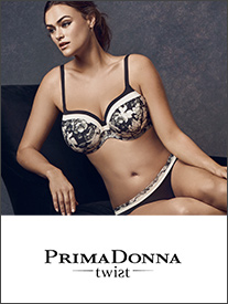 Collectie PrimaDonna Twist 2015